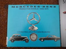 Mercedes-Benz book: Production models 1946-1975 - 26x21 cm