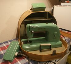 Original Zundapp 1950s sewing machine, in perfect condition