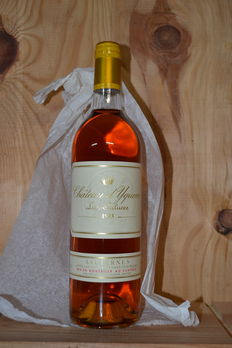 1993 Chateau d'Yquem, Sauternes 1er Cru Superieur – 1 bottle 75cl
