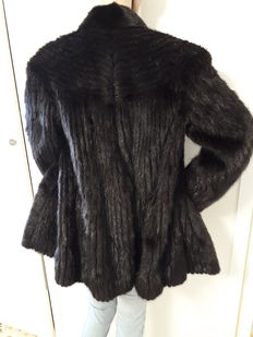 Saga Mink – specially-selected mink fur, women's jacket