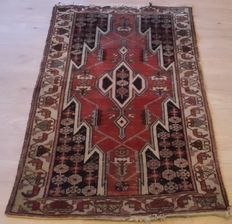 Beautiful hand-knotted persian - Mazleghan 150cm x 104cm  No reserve Priice! Act Now!