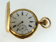 Repetition French pocket watch  ca.1940