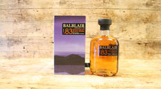 Balblair Vintage 1983 in original showbox