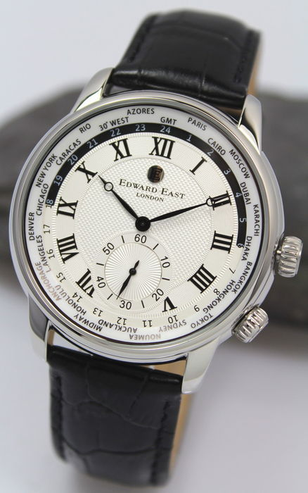Edward East – Men's - Stainless Steel Watch - Unworn