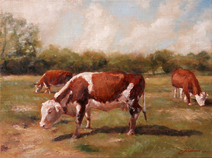 Alixander Richmond (20th century) - Pasture