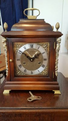 Large English table clock - Thomas Smith London, 1st half of the previous century