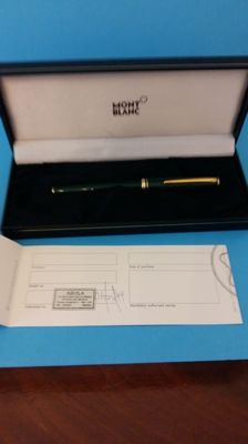 Montblanc generation Green pen