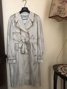 Moschino Couture – Trench coat – Current collection.