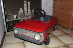 Moskvich 408 - pedal car - 1992