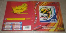 Panini - Word cup South Africa 2010 - Complete album.