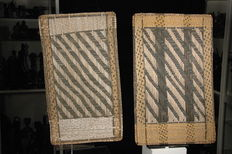 Two braided Losa mats - MBOLE - D.R. CONGO