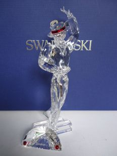 Swarovski - Antonio - Plaque.