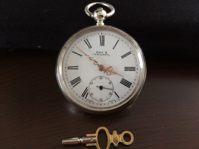 eight vintage pocket watches of various brands catawiki