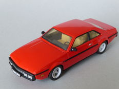AMR - Scale 1/43 - Bitter Coupe 1984 - Red