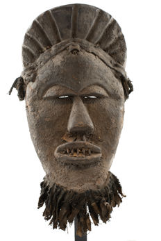 Mask - DAN - Ivory Coast