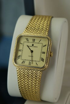 Universal Genève  men's watch Full gold plated