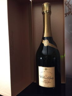 2006 Champagne Deutz Cuvee William Deutz - 1 bottle (75cl) with original coffret
