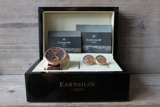 Thomas Earnshaw Flinders gift set – Wristwatch – 2017
