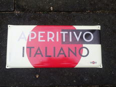 Martini Apertivo - metal sign - SIGN