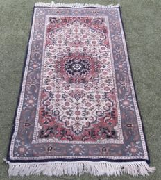 Indian hand-knotted runner, Mir – India, 160 x 63 cm