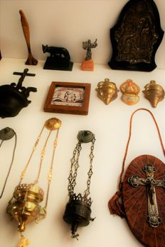 fate of 13 antique devotional objects