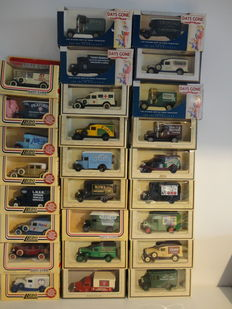 Lledo / Days Gone - Scale 1/50-1/64 - Lot with 26  models