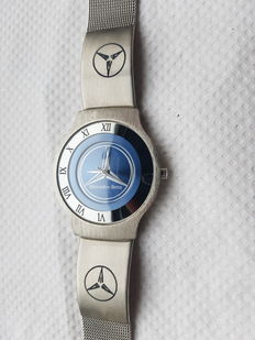 Mercedes-Benz - reclamehorloge