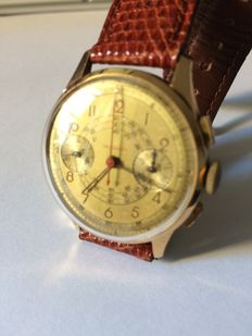 Men's chronograph – 1945-1950