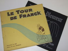 Caricature; Lot consisting of three publications by Paul Jamin ('Jam') - 1936
