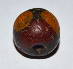 An ancient Roman Early Islamic era Mosaic bead 800 to 1000 AD
