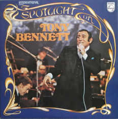 Spotlight on The Tony Bennett Collection - 16 LP's & 3 Double Albums