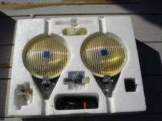 A new set HELLA FOG LIGHTS TYPE 140 From the 1970s and 1980s