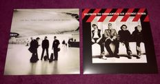 U2 Lot Of Two Great LP`s; All That You Can`t Leave Behind + How To Dismantle An Atomic Bomb