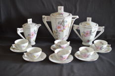 Eichwald - Complete set and old plate by Eichwald