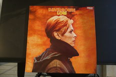 Lot of 6 David Bowie Albums from the 1978 and 1980's
