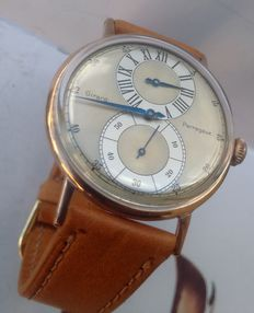 Girard-Perregaux Regulateur men's marriage watch - 1960s