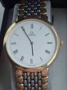 Omega De Ville – men's watch approx. 80s to 90s