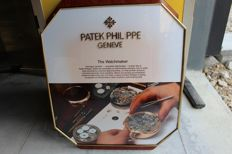 Patek Philippe window showcase billboard