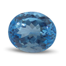 Blue Topaz, 26.38 ct -No Reserve Price