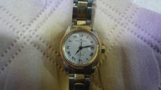 Baume & Mercier – Authentic item from the 1970s – Steel – Women's wristwatch.