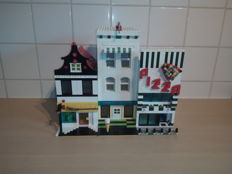 MOC - 3 Amsterdam Canal houses