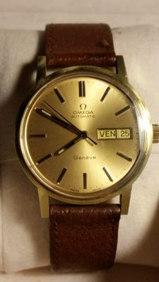 Omega Genève – Men's watch – 1977