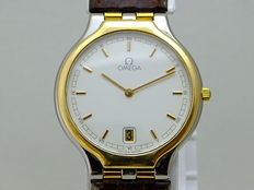 OMEGA De Ville 18k Gold & Steel  Men's Watch
