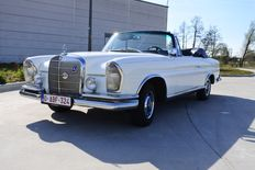 Mercedes-Benz - 220 SE convertible - 1962