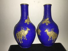 A set of special vases – China – mid 20th century
