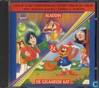 DVD / Video / Blu-ray - VCD video CD - De schat van Aladdin / De gelaarsde kat