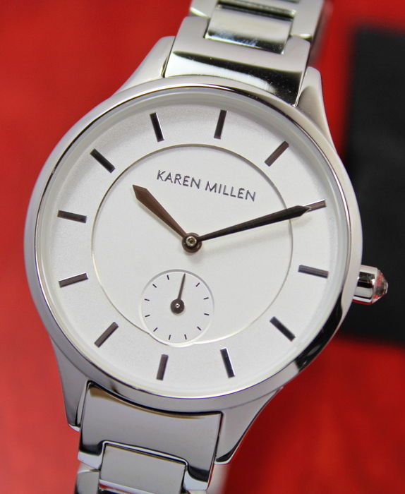 Karen Millen – Ladies' – Stainless Steel – Watch – Unworn