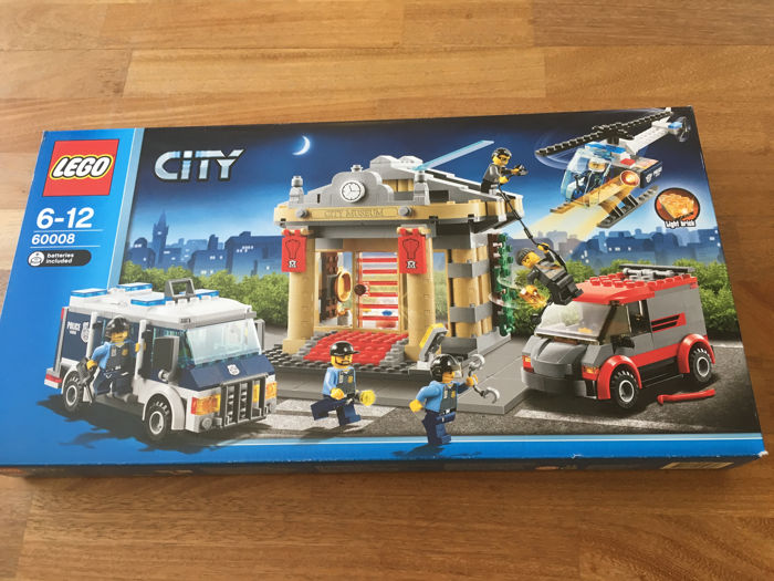 New Lego 60042 City Police High Speed Chase Sealed