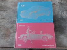 Two books:  Porsche Stories and Porsche Ladies