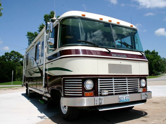 Revcon Motorhome Related Keywords & Suggestions - Revcon Motorhome